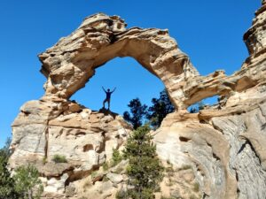 Inchworm Arch