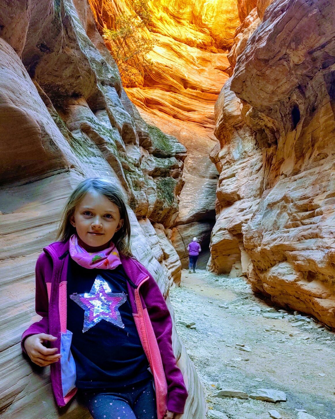 Family friendly alternate to Antelope Canyon.
