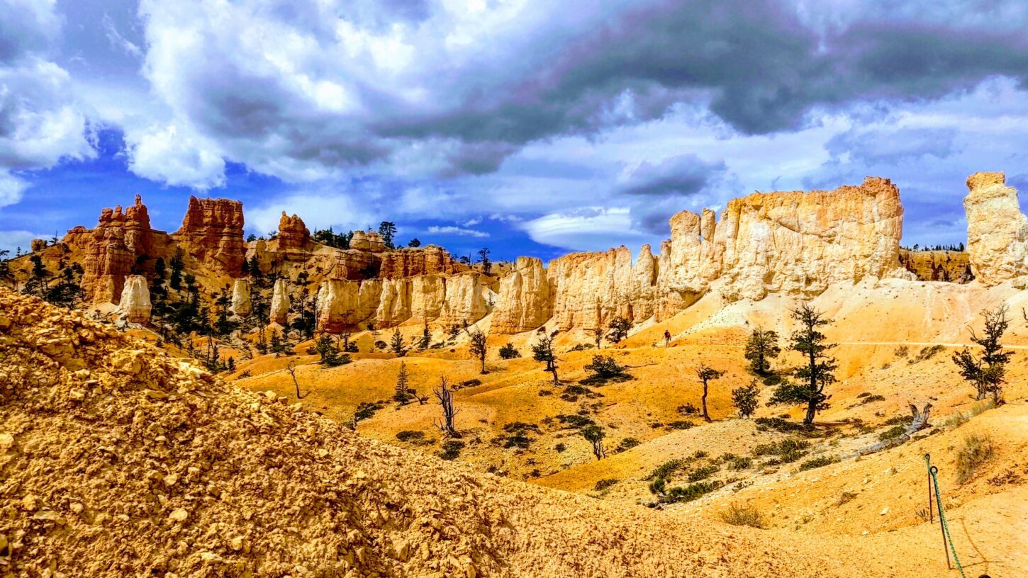 Fairyland canyon, Bryce NP